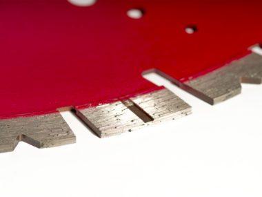 tarcze z segmentami diamentowymi