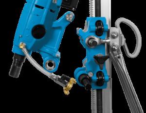 Systemy szybkiego montażu statywu wiertnicy ModulDrill™
