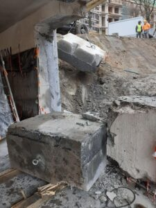 Cięcie betonu we Wrocławiu